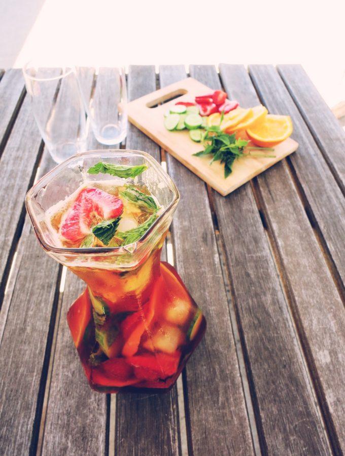 Summer Series | Fruity Fresh Pimms