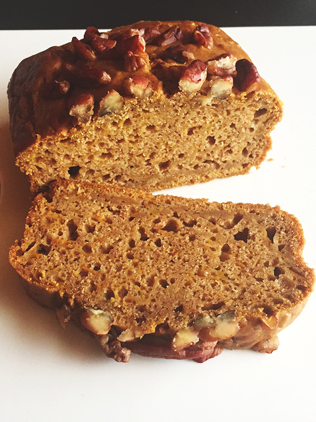 Chai Spiced Pumpkin Bread + A Mornington Peninsula Picnic
