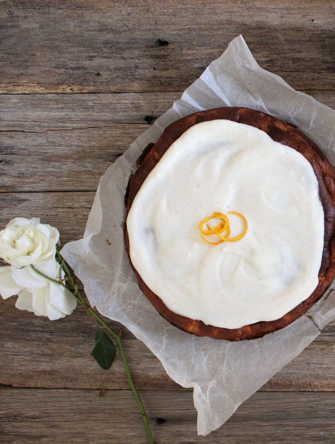 Torta di Riso aka Italian Rice Cake