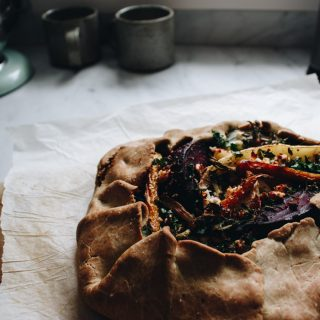 vegetable galette