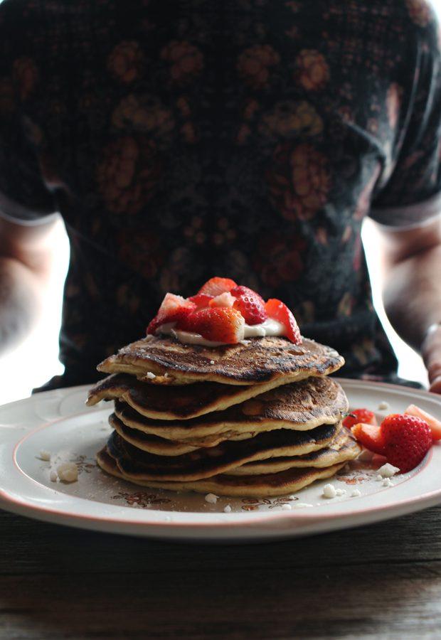 The Classic Pancake