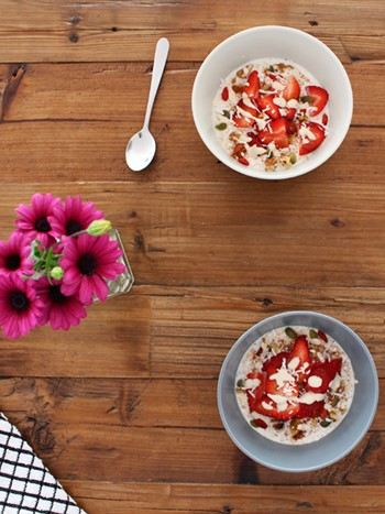 Overnight Oats… The Ultimate Weekday Breakfast!