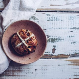 Gluten Free Hot Cross Buns